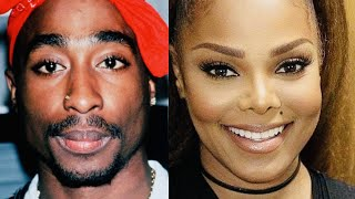 Tupac and Janet Jackson had a Baby 100% Proof! | All Eyez On Me Movie EXPOSED!
