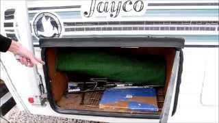 1985 JAYCO CLASS C RV CAMPER FORD MOTOR HOME AWNING KITCHEN BATHROOM