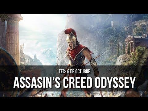 Assassin's Creed Odyssey - Análisis / Review: Esto... es... ¡SPARTAAA!