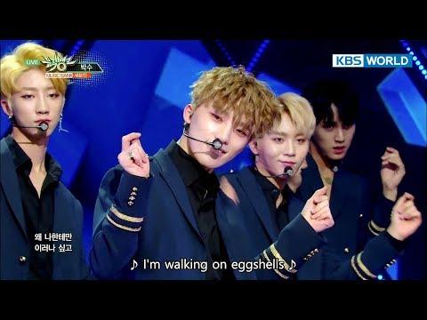 Seventeen - CLAP | 세븐틴 - 박수 [Music Bank COMEBACK / 2017.11.10]