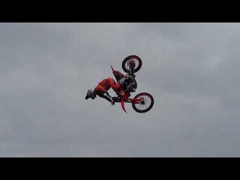Мотофристайл на Red Bull AIR RACE Казань 2019