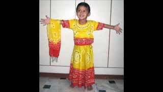 Girls chudidar dress ,Kids Lehenga , kids girl salwar suit , kids girl skirts .wmv Thumbnail