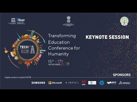 Keynote Session Tech 2018 Live