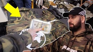 $100 HYPEBEAST STORE CHALLENGE! *What can $100 Buy You?*