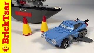Lego Cars 2 Set 8426 Escape At Sea From 2011 Disney Pixar