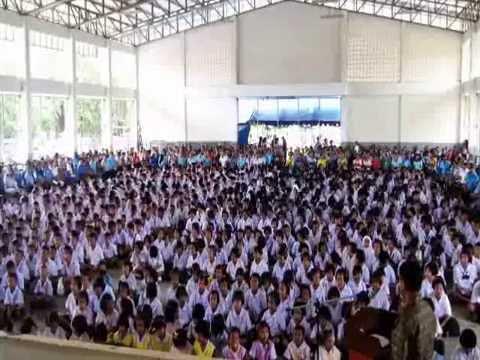 โรงเรียนธนาคารออมสิน เวอร์ชั่น1/2554