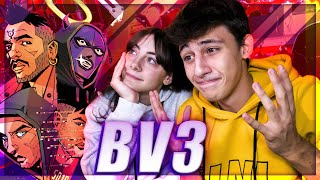 Bloody Vinyl 3 - PAZZESCO! - (REACTION Con La Mia RAGAZZA)