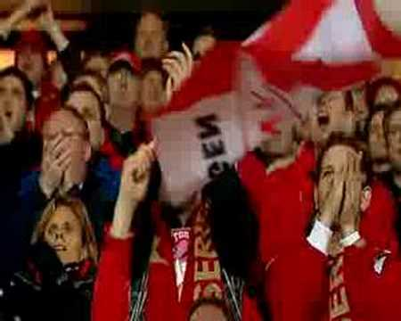 TV2 Sport - Gullkavalkade Brann 2007