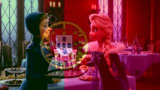 Frozen: Ring In The Season (Preview Clip of the song with Portuguese audio)