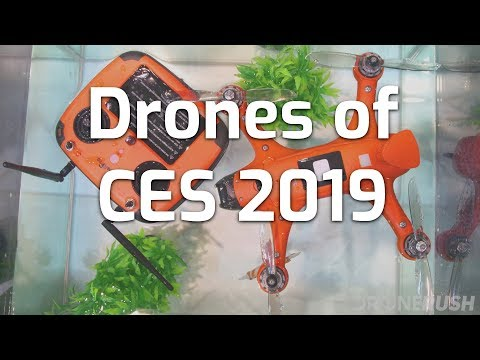 Best Drones of CES 2019