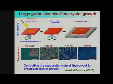 Hybrid Perovskite Solar Cells: Opportunities and Challenges