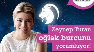 Zeynep Turan'dan Haziran Ayı Oğlak Burcu Yorumu