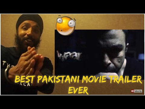 Waar Pakistani Trailer Reaction