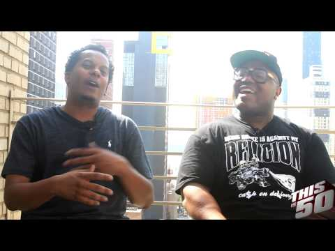 Special Ed on Juice; Friendship With Tupac; Biggie