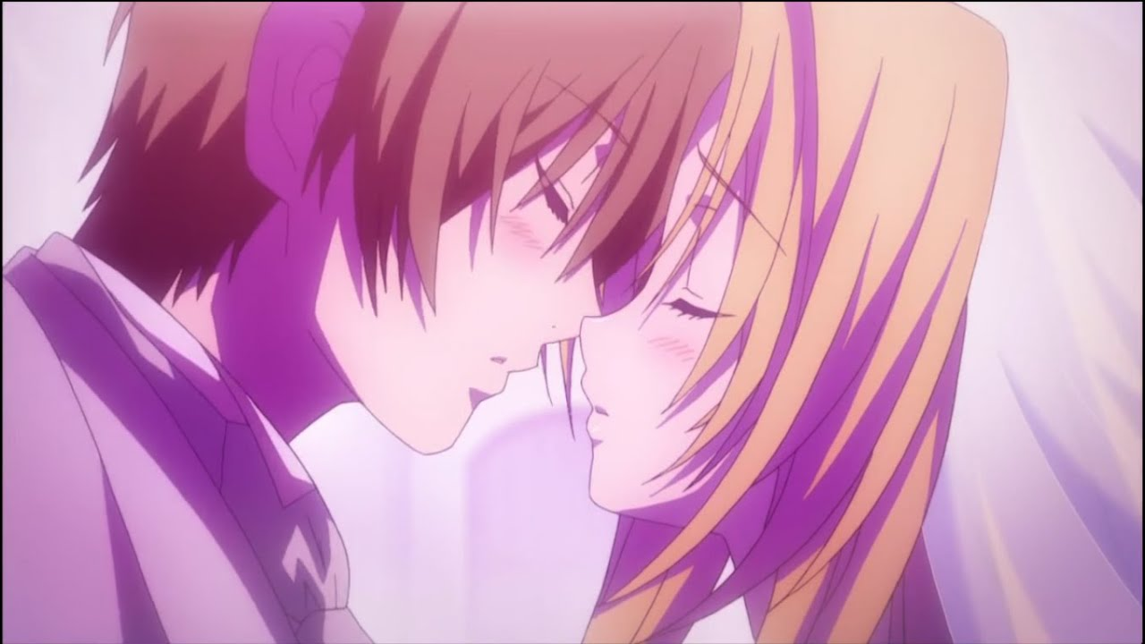 Top 10 Action/Romance Anime [HD]  YouTube