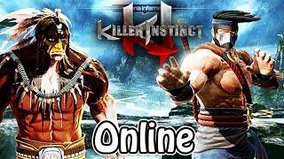 Killer Instinct Season 2 - Online Match - Thunder vs Jago - Xbox One Gameplay