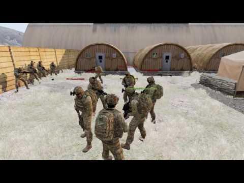 Arma 3 10th mountain division mini op