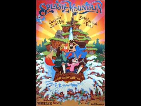 WDW Splash Mountain- Zip-A-Dee-Doo-Dah music