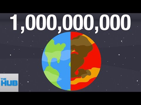 Download Youtube: What Will Happen To The Earth In A BILLION Years?