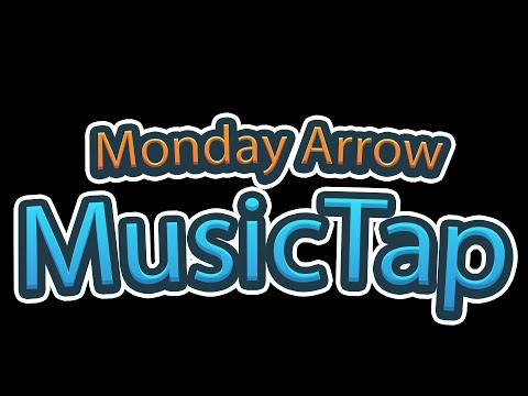 Monday Arrow music tap