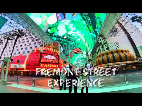 Fremont Street Experience | Las Vegas Nevada