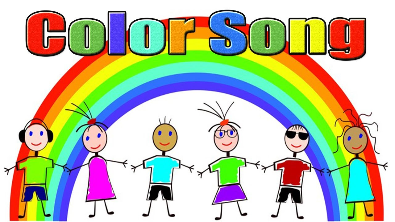 colors song color song for children kids songs by the learning station youtube - Pictures For Children
