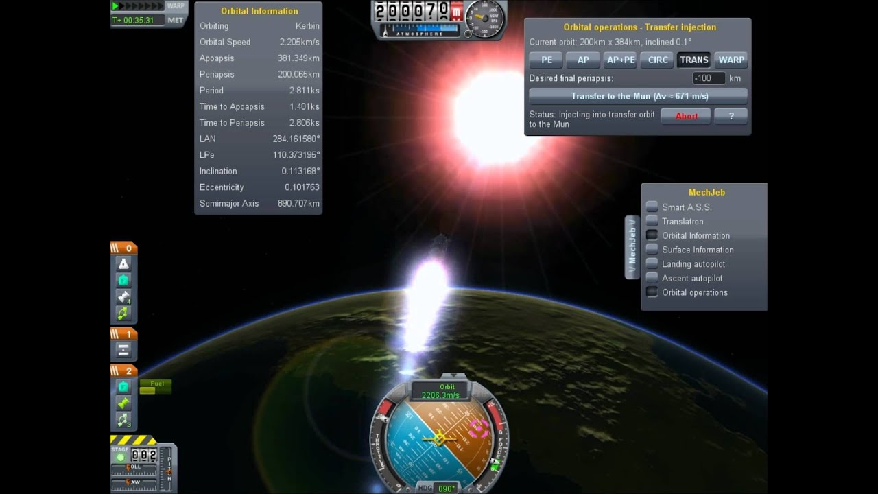 kerbal space program mun landing - photo #29