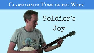 "Clawhammer Banjo: Tune (and tab) of the Week - ""Soldier"