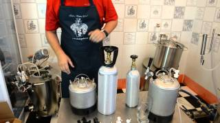 Кег для пива с люком. Доктор Губер(, 2015-09-01T18:56:35.000Z)