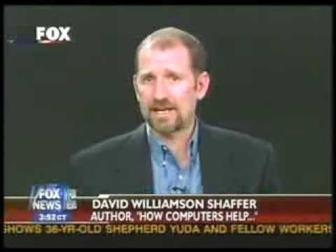David Williamson Shaffer on Fox News