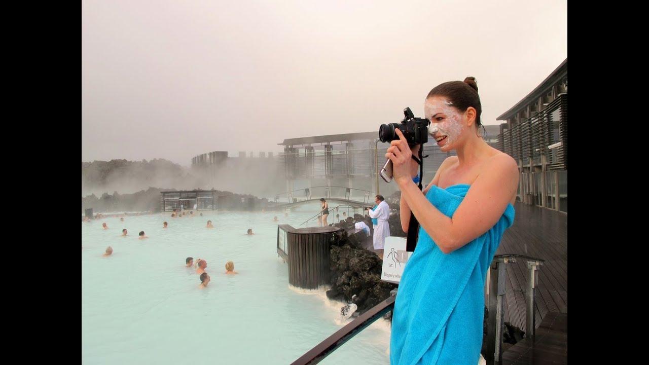 La Laguna Azul ( Blue Lagoon ) en Islandia - YouTube