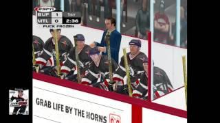 NHL 2K3 HD | Sabres vs Canadiens