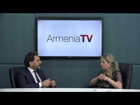 Armenia TV (Australia) - Interview with Rev. Haroutune Selimian