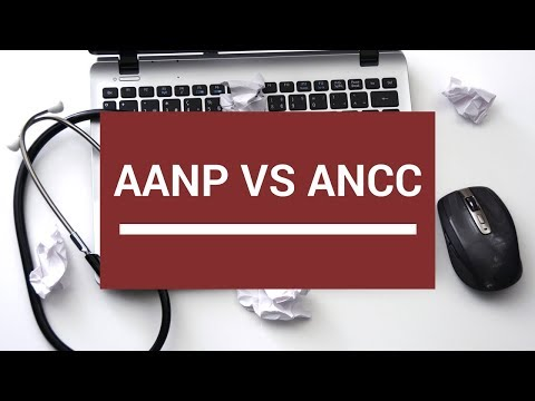 AANP vs  ANCC NP Certification Exams | NP Student - YouTube