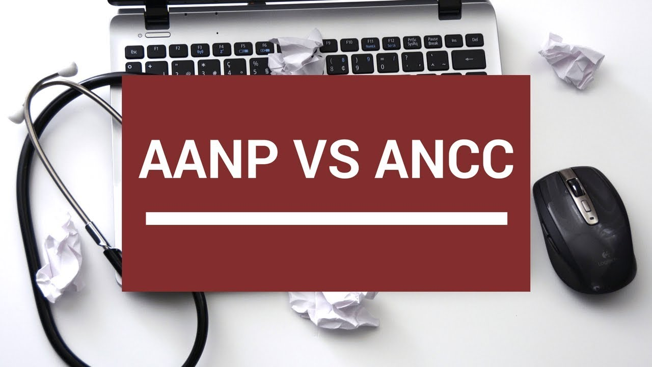AANP vs  ANCC NP Certification Exams | NP Student