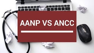 AANP vs. ANCC NP Certification Exams | NP Student