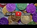 WHAT ARE COLORED COINS?