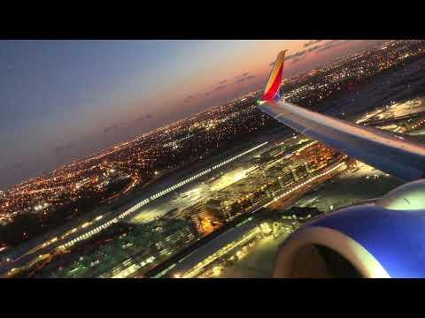 Southwest Airlines Full Flight: Fort Lauderdale - Columbus (via Atlanta)