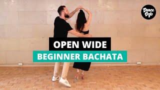 Open Wide - Beginner Bachata Combination