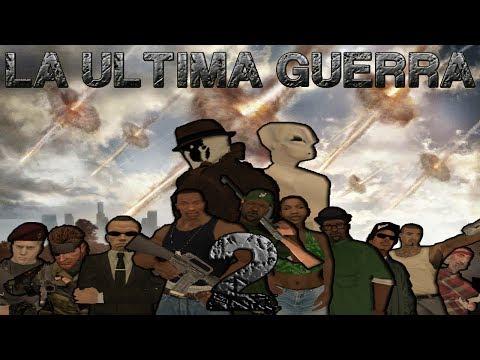 GTA San Andreas Loquendo | La Última Guerra | Capítulo 2: Caos