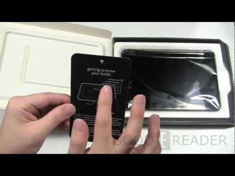 Amazon Kindle Fire HD 8.9 Unboxing