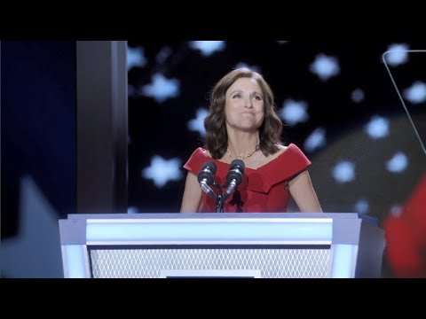 Veep - Selina wins the the democratic nomination