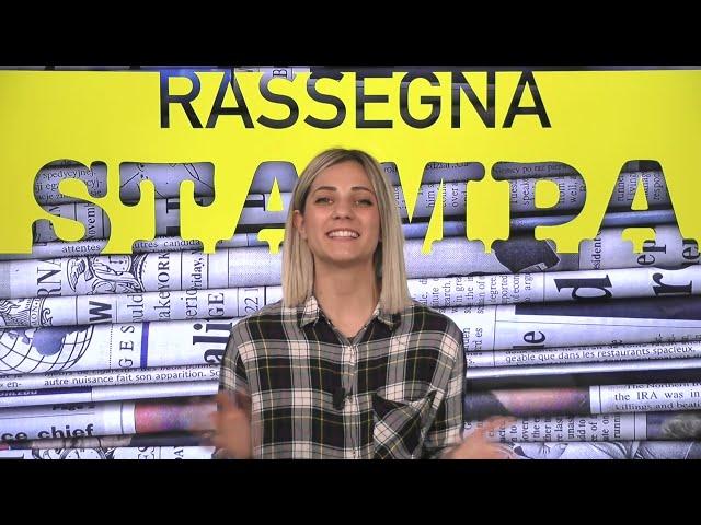 RASSEGNA STAMPA LOCALE a cura di Debora Carletti su Cusano Italia Tv