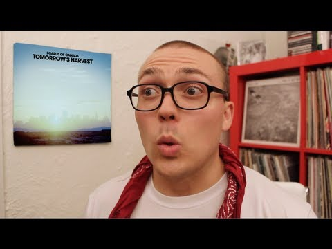 Boards of Canada - Tomorrow's Harvest ALBUM REVIEW