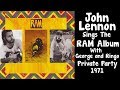 John Lennon Sings Paul McCartney S RAM ALBUM mp3