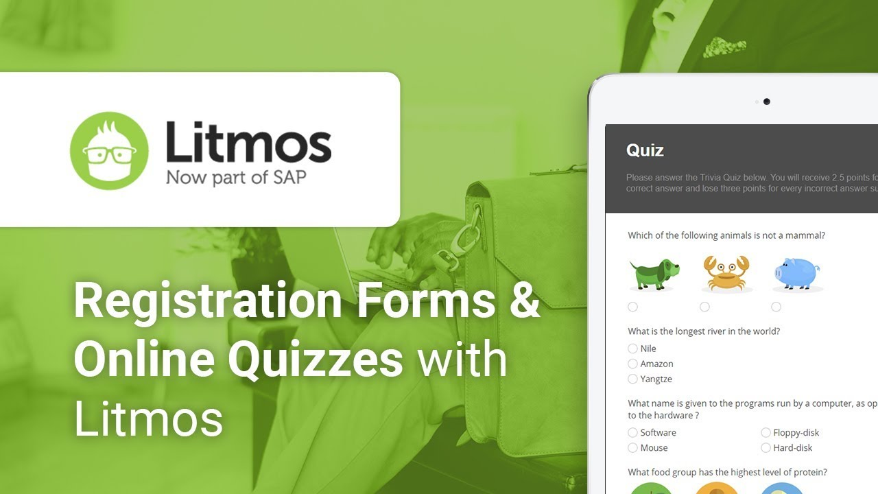 How to add forms to Litmos with 123FormBuilder