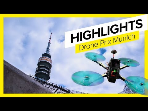 Season Highlights Munich - DCL18 DCL Drone Champions League