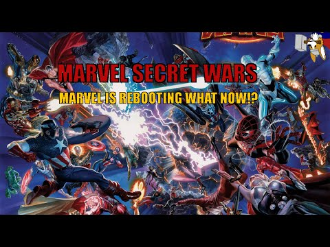 Marvel Secret War - They're Rebooting What Now? - YouTube