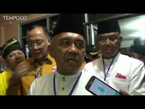 Reaksi Gubernur Petahana Ditantang Kader Sendiri Di Pilkada Riau