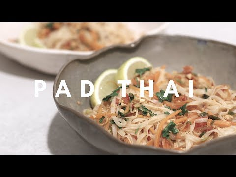 VEGAN PAD THAI | Ricetta rivisitata | Semplice e veloce